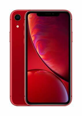 Apple iPhone XR 64GB Rot (PRODUCT)RED (Ohne Simlock) A2105 MRY62ZD/A Neu OVP