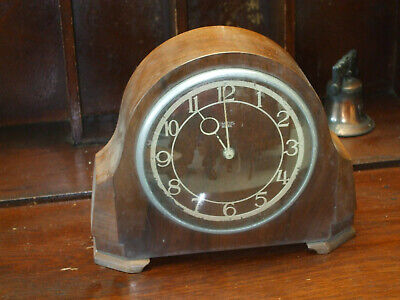 Vintage Electric Smiths Mantle Clock