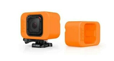 Orange Floating Float Floaty Box Protect Case Accessory for GoPro Hero 5 Session