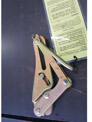 """NEW Klein Tools 1656-30 Chicago Grip for Bare Wire .31"""" to .53"""" 7.87 13.4mm"""