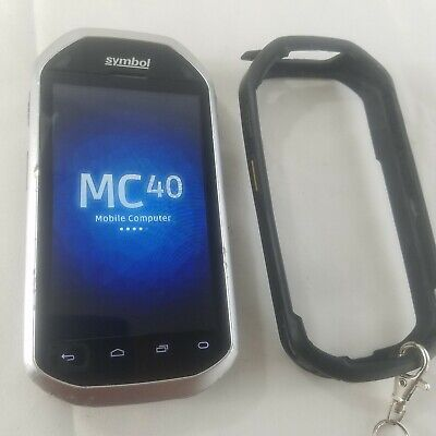 SYMBOL MC40N0 BARCODE Scanner with Battery MC40 Mobile Computer