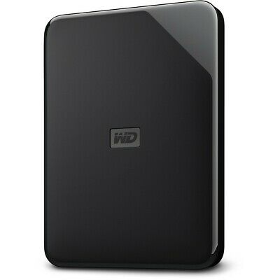 Western Digital Elements SE Portable Hard Drive 4TB