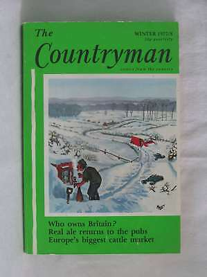 THE COUNTRYMAN WINTER 1977/8 VOLUME 82 NO 4, , Very Good Book