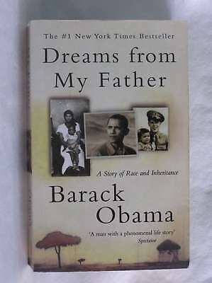 Dreams From My Father: A Story of Race and Inheritance, Barack Obama, Very Good