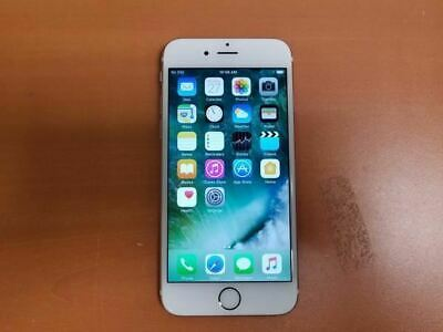 Apple iPhone 6S 128GB A1688 - Rose Gold - (Unlocked) Good Condition