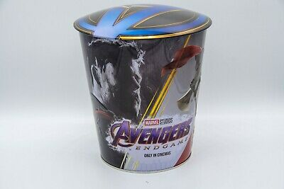Marvel Studios - Avengers End Game - THOR Popcorn Tin with lid