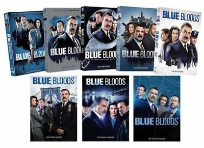 Blue Bloods: Season 1-8 Complete TV Series Seasons 1 2 3 4 5 6 7 8 ~ NEW