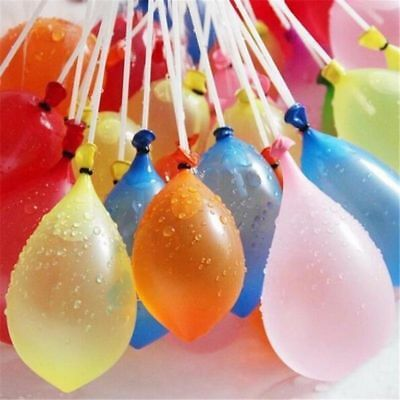 111 Fast Fill Magic Water Balloons Self Tying Bunch O Balloon Bombs Summer Toys