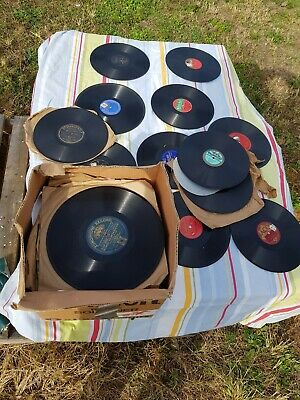 Gramophone records 78rpm