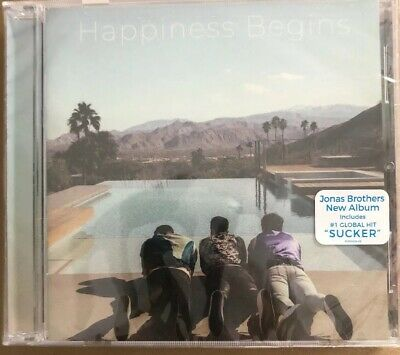 NEW SEALED! - Happiness Begins by The Jonas Brothers - CD