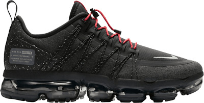 NIKE AIR VAPORMAX Run Utility BlackReflect Silver Vapor Max