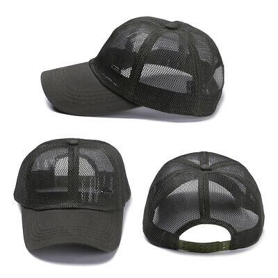 e0389b0e Summer Mesh Baseball Cap Women Hats Men Snapback Male Caps Hat Hip hop Dad  Caps~
