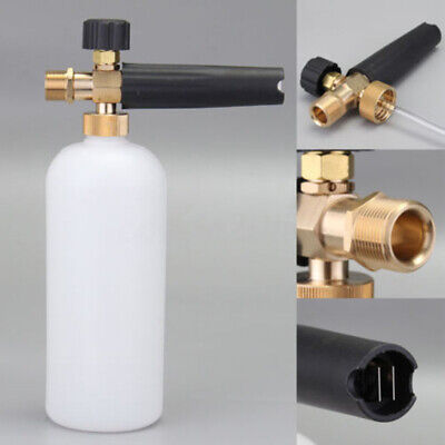 Pressure Washer Snow Foam Gun Car Wash Bottle Lance For Kranzle Karcher