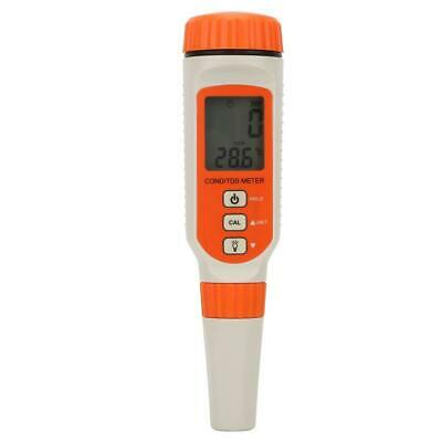 1 Set SMART SENSOR AR8011 Water Quality Tester TDS Analyzer with LCD Screen