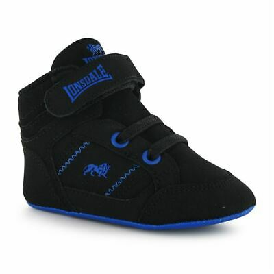 Lonsdale Canons Crib Schuhe Baby schuhe