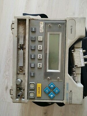 Agilent Sunrise HP CALAN 3010R Sweep Ingress CATV Analyzer w/ Op