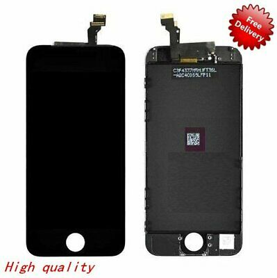 For Replacement LCD Touch Screen Display Digitizer Assembly Black iPhone 6 4.7""