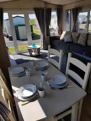 2 bed/6 berth Holiday Home -Allonby, Cumbria 12 month season near Lake District