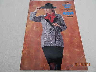 Machine Knitting Booklet Of 6 Skirt Suit Patterns