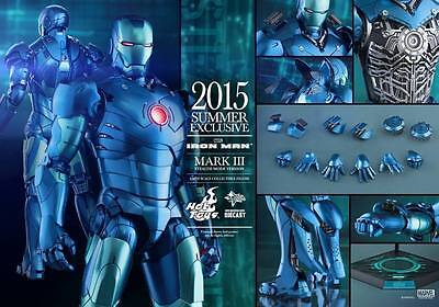 HOT TOYS IRON MAN MARK 3 III Stealth Mode 1/6 SCALE DIECAST MMS314 BRAND NEW