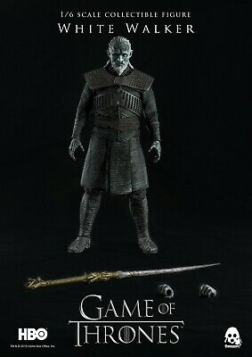 1/6 Threezero Game of thrones figure White walker, ca. 30 cm 1:6 scale Toy