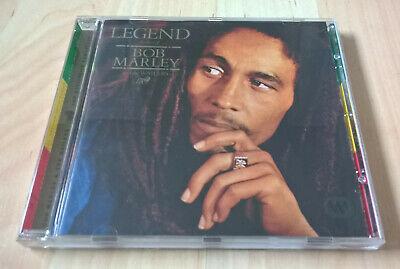 BOB MARLEY AND THE WAILERS - LEGEND: THE BEST OF - CD (EX. cond.)