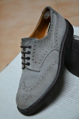new style e786d a5fc2 SCARPE TRICKER'S N.42 UK8 Made in ENGLAND HANDMADE Fatte a Mano Stringate