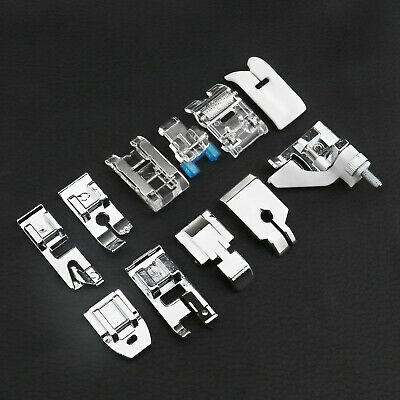 Kit Presser Foot Feet For Brother Singer Janome Multifunctional Sewing Machine