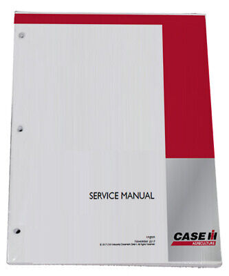 CASE IH Magnum 250, 280, 310, 340,380 PST TIER 4B Tractor Service Repair Manual