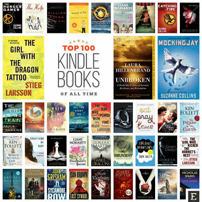All Time Famous 100 Titles eBooks Collection (epub,mobi)