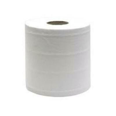 Maxima Centrefeed Roll 2-Ply 180x150m White Ref 1105003 [Pack 6]