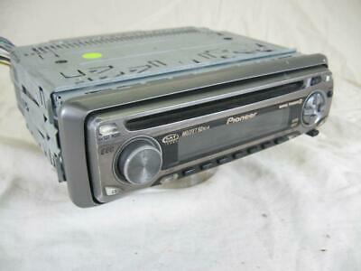 Pioneer Deh P3700mp Cd Player In Dash Receiver 40 00 Picclick