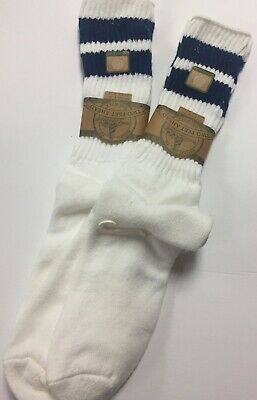 Mens Wholesale Vintage stripe athletic sock 10-13  2pr/$5.00