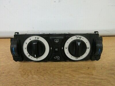 Mercedes R170 Slk 230 Kompressor 2002 Heater A/C Control Panel