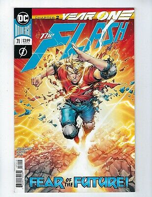 FLASH # 71 (YEAR ONE Chapter 2, JULY 2019), NM NEW