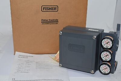 NEW Fisher 3582 Pneumatic Single-Acting Valve Positioner, FS3852-2-A