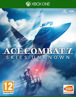 Ace Combat 7 Skies Unknown Xbox One (Download/Read Description)