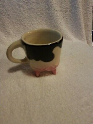 Nasco Cow Mug With Udders 9 57 Picclick