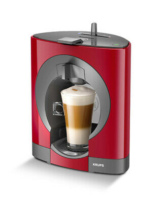 Krups Cafetera Dolce Gusto OBLO ROJA KP1105
