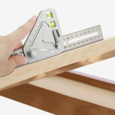 A revolutionary carpentry tool-function Measuring Angle Ruler-Better Tool Multi