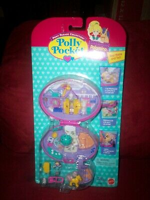 Vintage 1995 Polly Pocket Palomino Pony NEVER Opened New Condition Bluebird Toys