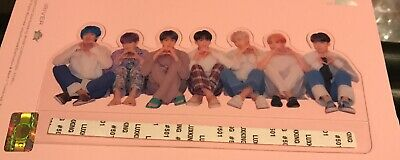 BTS Map of the Soul: Persona Official Limited Edition Picket / Standee