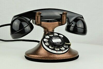 Western Electric 202 Telephone -  Fully Restored - Copper- Best On Market! 24978