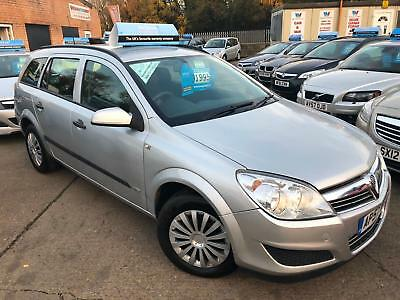 Vauxhall/Opel Astra ESTATE 1.3CDTi 16v ( 90ps ) ( a/c ) 2007MY Life