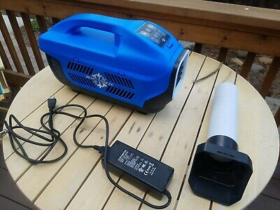12V PORTABLE AIR Conditioner cooler 50 Quart 560 CFM Digital Multi