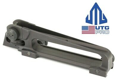 UTG PRO TLURS001 Mil-spec 7075-T6 Forged Carry Handle Sight