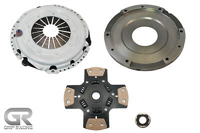 GRIP STAGE 4 EXTREME RACING CLUTCH & FLYWHEEL KIT Fits NEON SRT-4 SRT4 (2500LBS)