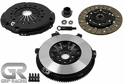 GR STAGE 2 RACING CLUTCH & PRO-LITE FLYWHEEL KIT Fits 323 325 328 525 528i Z3 M3