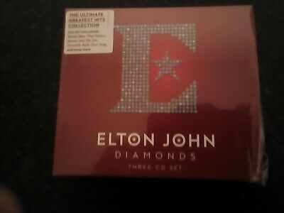 Elton John Diamonds 3 CD