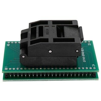 Tqfp48 Qfp48 To Dip48 0.5Mm Pitch Lqfp48 To Dip48 Programming Adapter Mcu T O8E8